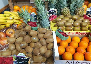 fruits et legumes primeur